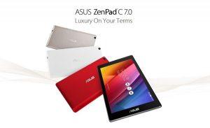 Spesifikasi Asus Zenpad C